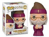 Фигурка Funko Pop Фанко Поп Гарри Поттер Дамблдор с маленьким Гарри Dumbledore with Baby Harry 10 см HP DH 115