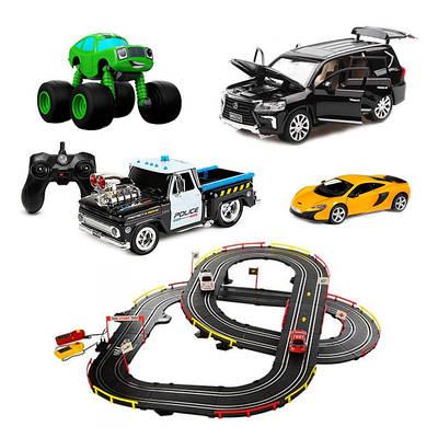Машинки и треки