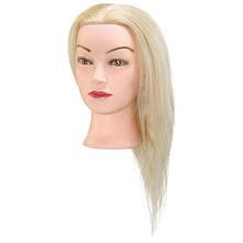 Учебная голова Sibel, светлая 40 см, без штатива