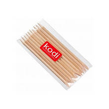 Апельсиновые палочки для маникюра Kodi Professional 10 шт*10 см