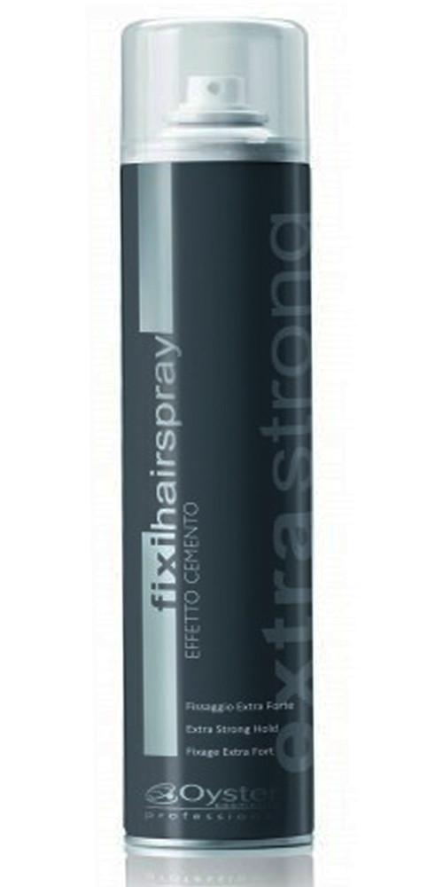 Эко-лак для волос сильной фиксации Oyster Cosmetics Fixi 300 мл