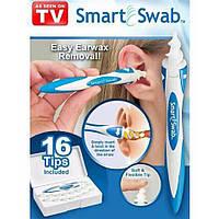 Прибор для чистки ушей в стиле Smart Swab, ухочистка