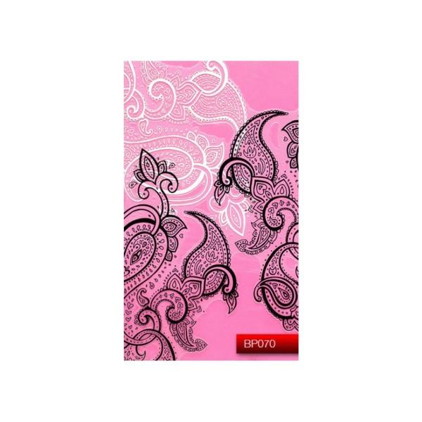 Наклейка для дизайна ногтей Kodi Professional Nail Art Stickers BP070