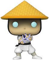 Фигурка Funko Pop Фанко Поп Рейден Мортал Комбат Mortal Kombat Raiden 10 см MK R 538 (CZ00MK R 538)