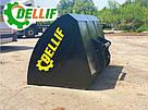 Ковш на погрузчик Manitou - Деллиф, фото 3