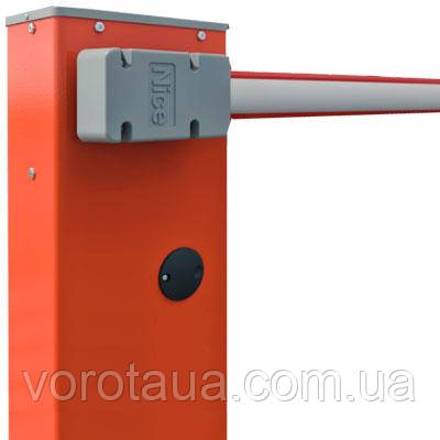 Электромеханический шлагбаум WIDEM, со встроенным блоком управления для проезжей части шириной до 4