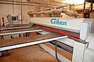 Пильный центр Giben Starmatic бу 2000г. для раскроя ДСП пакетами или единичными плитами, фото 3