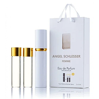 Мини-парфюм Angel Schlesser Femme, женский 3х15 мл