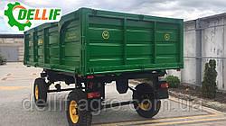 Причіп для трактора 2ПТС-4 - Деллиф