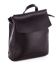 Рюкзак-сумка молодежный женский WeLassie 44205, коричневый