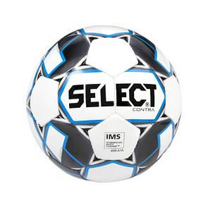 М'яч футбольний Select Contra №5