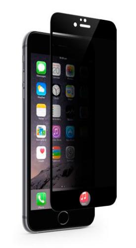 Защитное стекло Privacy Tempered Glass для iPhone 7/8 Black