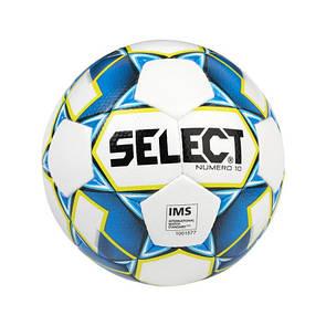 М'яч футбольний Select Numero 10 (IMS) №5