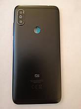 Задняя крышка Xiaomi Redmi Note 6 Pro Black