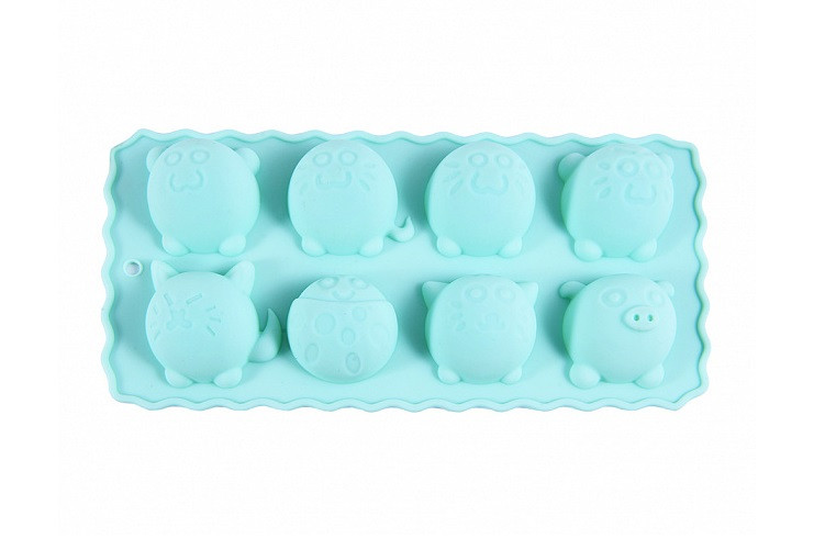 Форма Fissman для льда или шоколада 22x10,5x2,8 см 6549