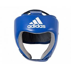 Боксерський шолом ADIDAS AIBA (Синій)