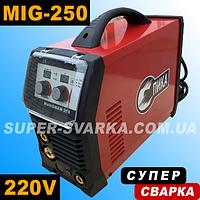 СПИКА MultiGMAW MIG 250 сварочный полуавтомат