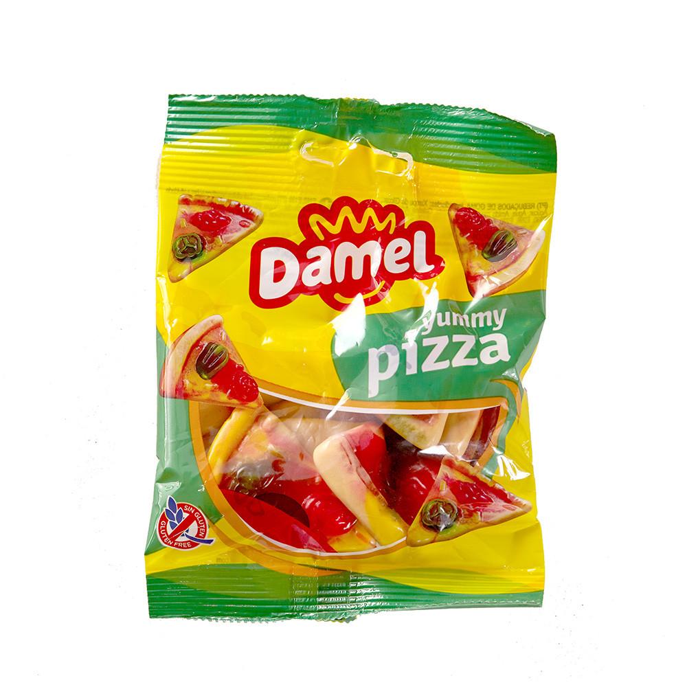 Жуйки Damel Pizzas піца 70 г 18 шт/ящ 66293