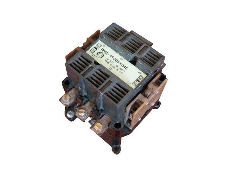 Пускатель электромагнитный ПМА-4100 36В