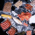 Рельєфні пакети для вакуумного пакувальника, вакууматора, 15 х 30 см, 10шт., фото 4
