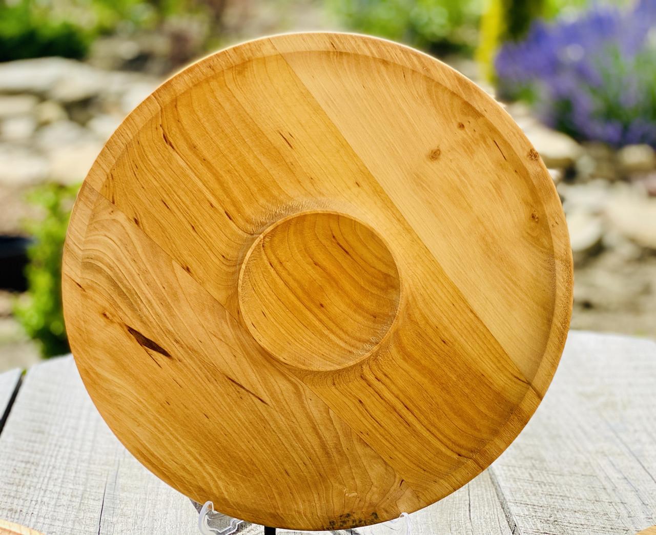 Тарелка для шашлыка 30см