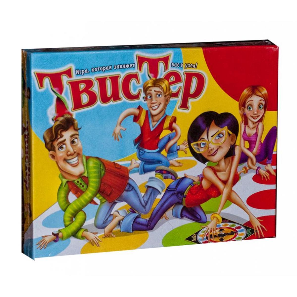 Игра напольная Твистер Twister Danko toys