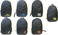Спортивные рюкзаки Grand Thret Auto,CSGO,TIK TOK 2отд. текстиль (В ЧЕРНОМ)30x40см