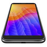 Смартфон Huawei Y5p 2/32GB Midnight Black, фото 4