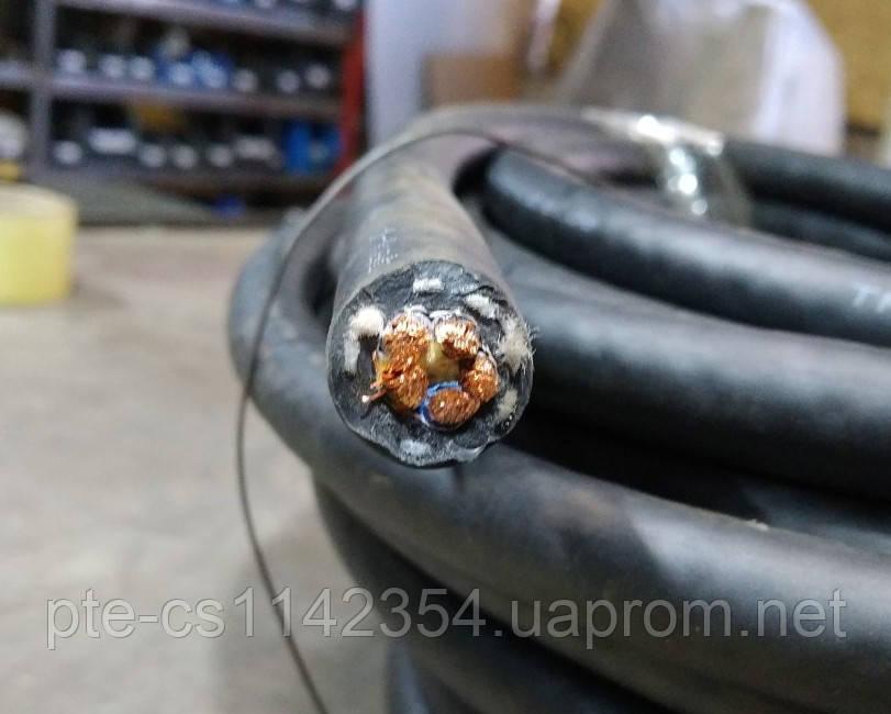 Барабанный кабель 5х6.0