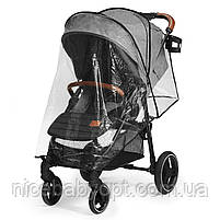 Прогулянкова коляска Kinderkraft Grande Gray 2020, фото 5