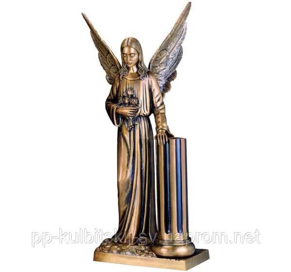 Декор для памятника скульптура Ангела  6900/107