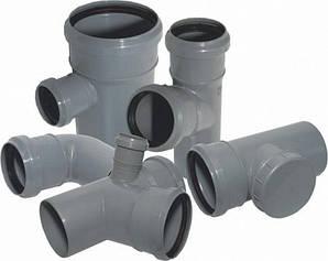 Фитинги канализационные