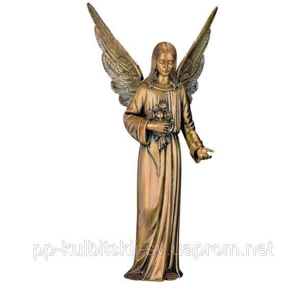 Скульптура ангела на могилу  6902/107