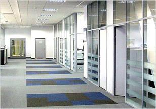 Алюминиевые офисные перегородки NAYADA ORMAN LUX, фото 2