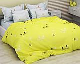 Комплект постельного белья полуторный Бязь GOLD 100% хлопок Мяу, фото 2