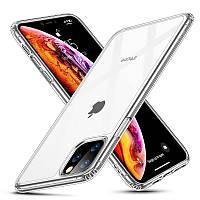 Чохол ESR для iPhone 11 Pro Max Mimic Tempered Glass, Clear (3C01192420401), фото 1