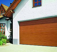 Ворота гаражные  HORMANN  2750 х 2125 мм Золотой Дуб, фото 1
