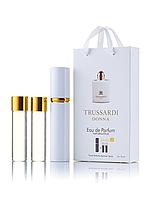 Мини-парфюм Donna Trussardi, женский 3х15 мл