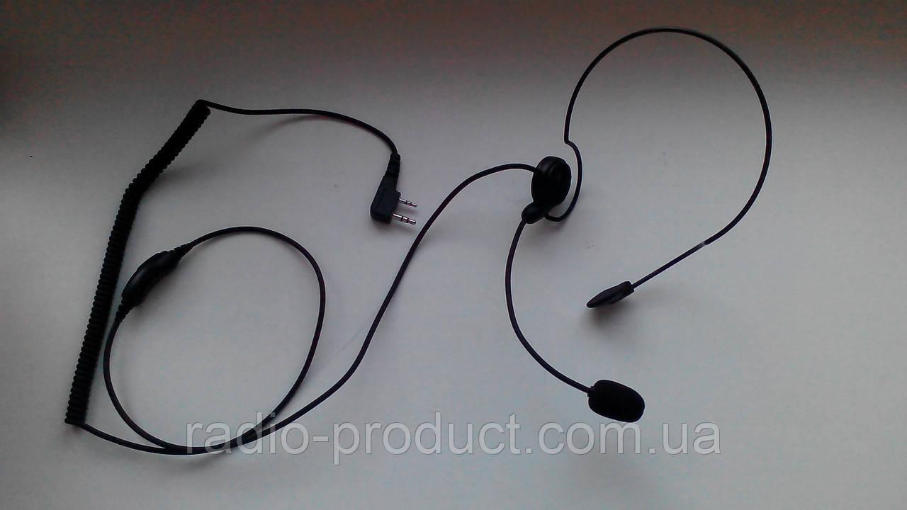 Гарнитура с оголовьем BLD-K20990 для радиостанций