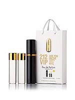 Мини-парфюм с феромонами женский CAROLINA HERRERA 212 VIP 3х15 мл