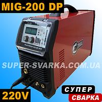 Спика Multi GMAW MIG-200 DP PFC сварочный полуавтомат, фото 1