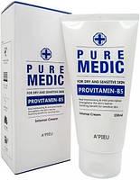 Увлажняющий крем для сухой и чувствительной кожи лица A'pieu Pure Medic Intense Cream 150 мл (8806185784689)