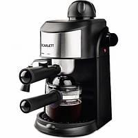 Кофеварка эспрессо SCARLETT SC-CM33005 Чёрный