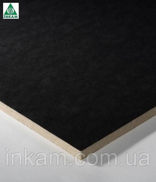 Акустические панели для потолка AMF Thermatex Alpha 19х600х600мм, черные