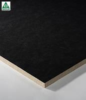 Акустические панели для потолка AMF Thermatex Alpha 19х600х600мм, черные, фото 1