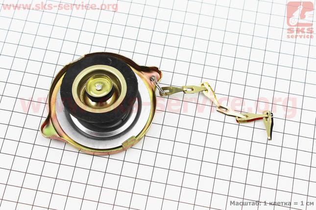 Крышка радиатора под горловину до Ø69,00мм, Øклапана 50мм, фото 2