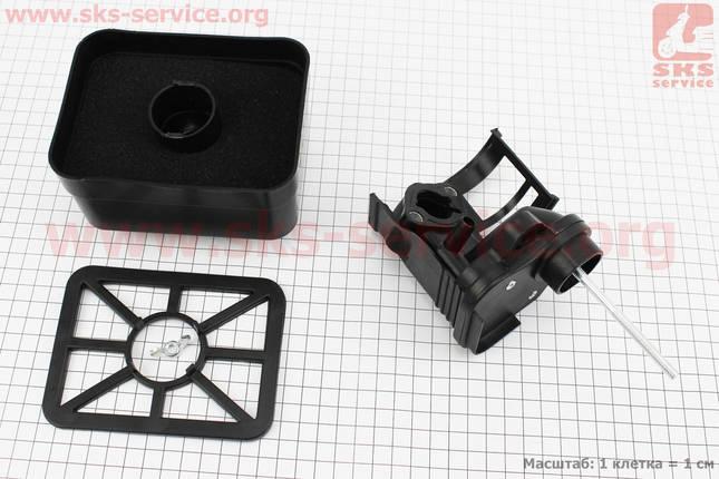 Фильтр воздушный в сборе с поролоном 168F/170F, фото 2