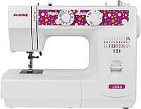 """Бытовая швейная машина """"JANOME 1543"""""""