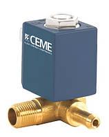 "Клапан электромагнитный CEME 5523 норм.-закр. 1/8"""