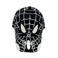 Кепка China Человек паук Spider-Man черная 11.08